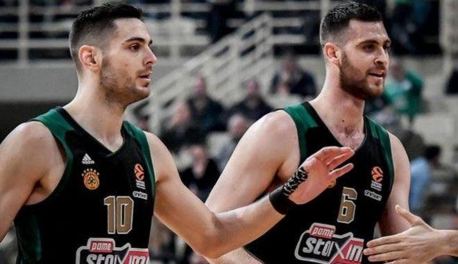 Παναθηναϊκός-EuroLeague: Οι ομάδες άναψαν κόκκινο στην αποχώρηση