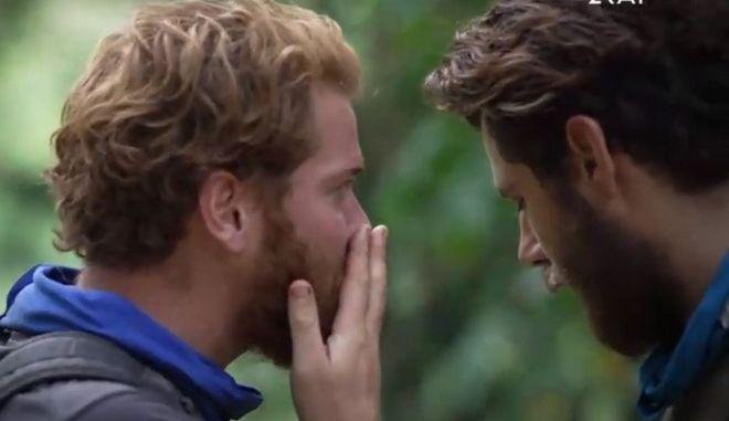 """Survivor 4 trailer- Μαριαλένα: """"Τζέιμς μου μας έχεις κάνει όλους κ...λο"""""""