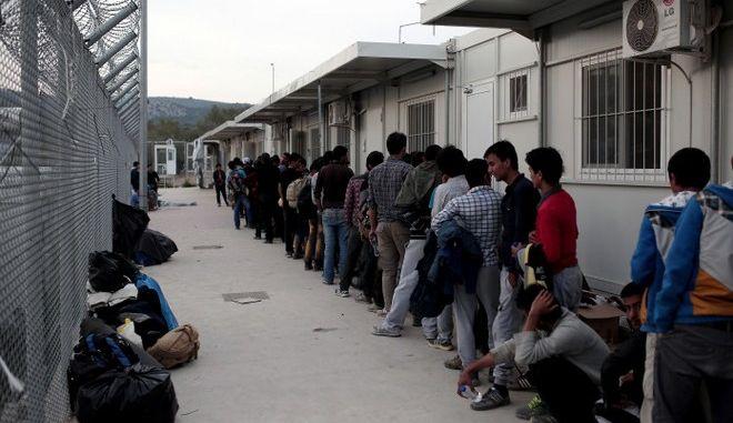 Εγκρίθηκαν 9,3 εκατ. ευρώ για hotspots σε νησιά του Ανατολικού Αιγαίου