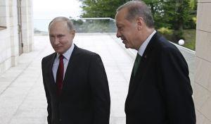 Συνάντηση Πούτιν - Ερντογάν για τη Συρία