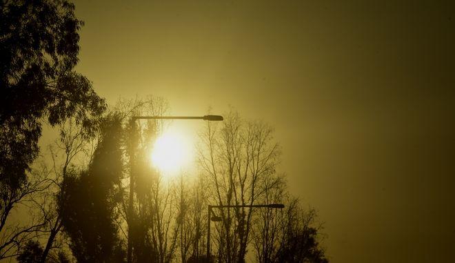 Ήλιος στην Αργολίδα