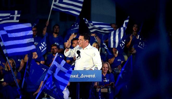 Βαρβιτσιώτης: Η ανάταξη της Δυτικής Αθήνας είναι προτεραιότητα για τη ΝΔ