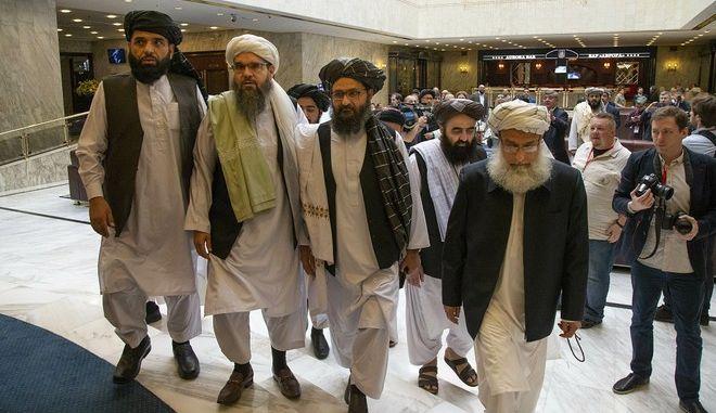 Ξεκινά ο 8ος γύρος ειρηνευτικών συνομιλιών μεταξύ ΗΠΑ - Ταλιμπάν στο Κατάρ