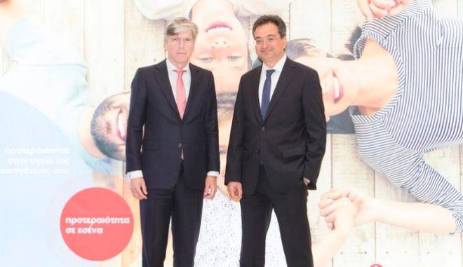 Eurobank - Eurolife ERB: Στρατηγική συνεργασία στον τομέα της ασφάλειας