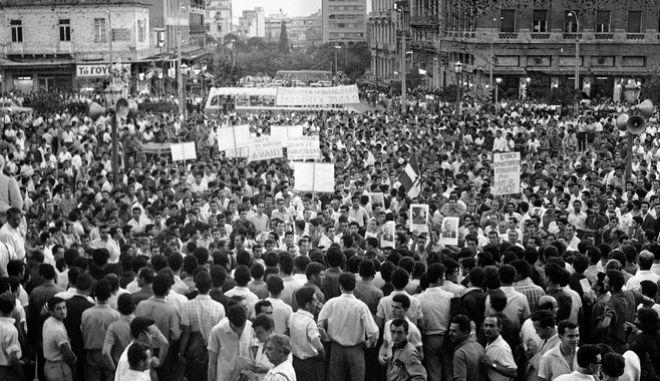Τα Ιουλιανά του '65 και η 15η Ιουλίου
