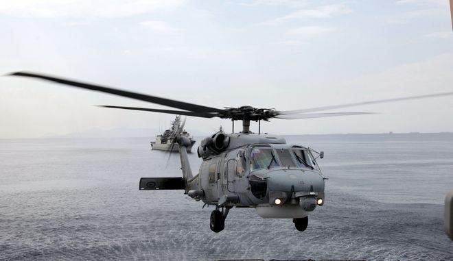 Ελικόπτερο του ΠΝ