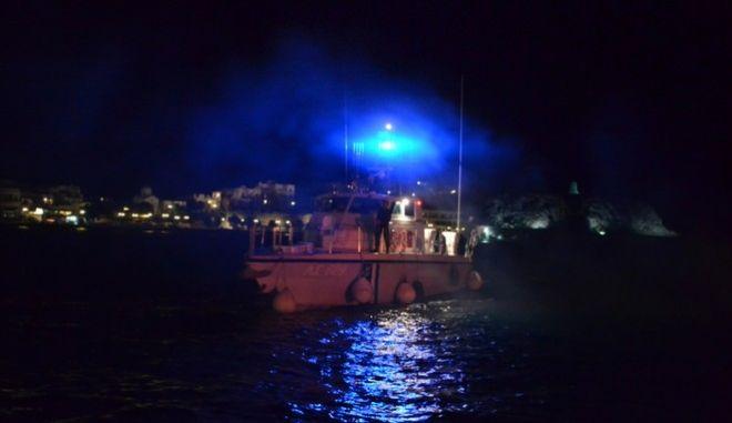 Φωτό αρχείου: Σκάφος του Λιμενικού