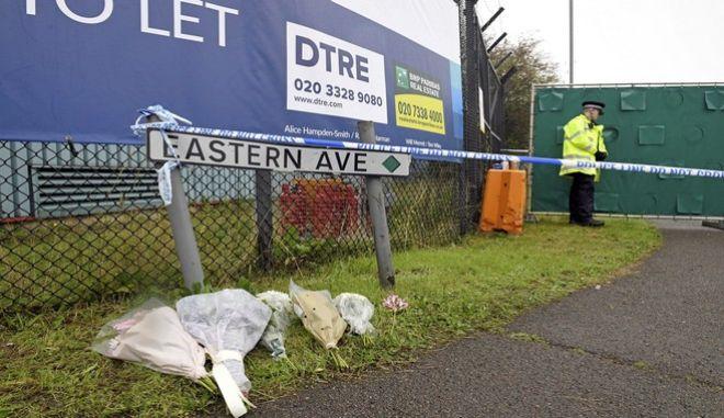 Το σημείο στο Έσσεξ όπου βρέθηκε το φορτηγό με τα 39 πτώματα