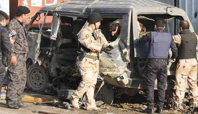 Ξεκληρίστηκε επταμελής οικογένεια Αφγανών μετά από έκρηξη παγιδευμένου μηχανισμού