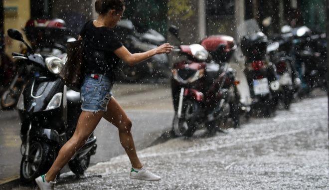 Βροχές και πτώση της θερμοκρασίας το επόμενο τριήμερο