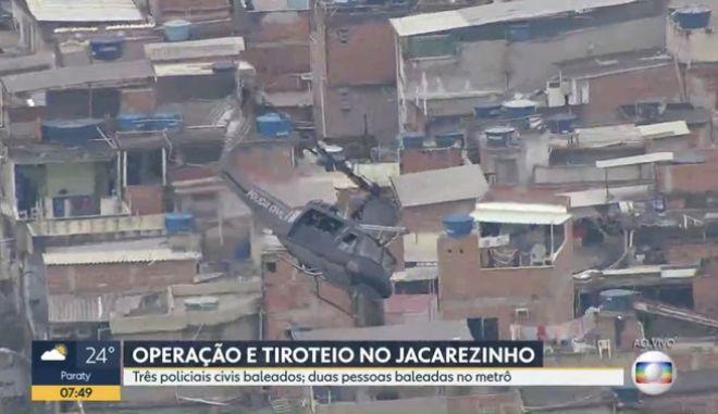 Βραζιλία: Μακελειό σε μετρό του Ρίο ντε Τζανέιρο με τουλάχιστον 25 νεκρούς