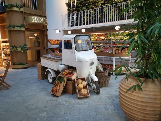 Ergon House: Το πρώτο ξενοδοχείο στον κόσμο με αγορά για foodies άνοιξε στην Αθήνα