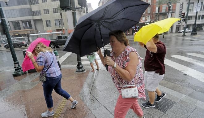 Τροπική καταιγίδα, 13 Ιουλίου 2019