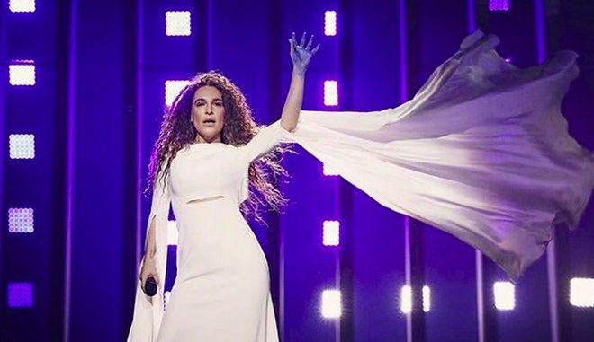 Eurovision 2018: Άψογη η τελευταία πρόβα της Γιάννας Τερζή - Αναθάρρησε η ελληνική συμμετοχή