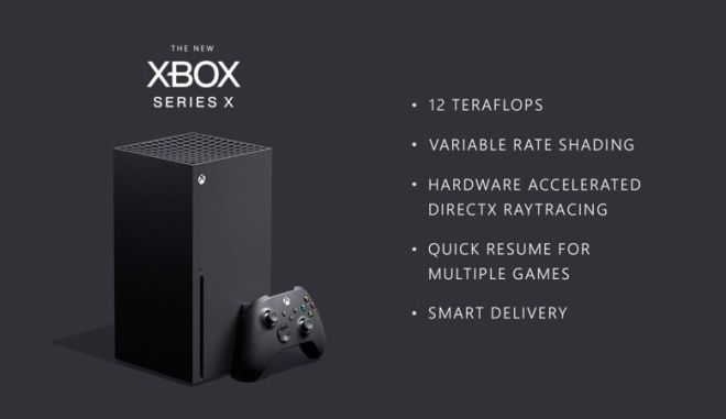 Xbox Series X: Επίσημες αποκαλύψεις για την ισχύ και ορισμένες λειτουργίες του