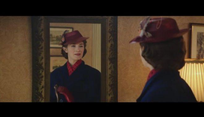 Mary Poppins Returns: Η 'Μαίρη Πόππινς' επιστρέφει και παρουσίασε το νέο της trailer στα Όσκαρ