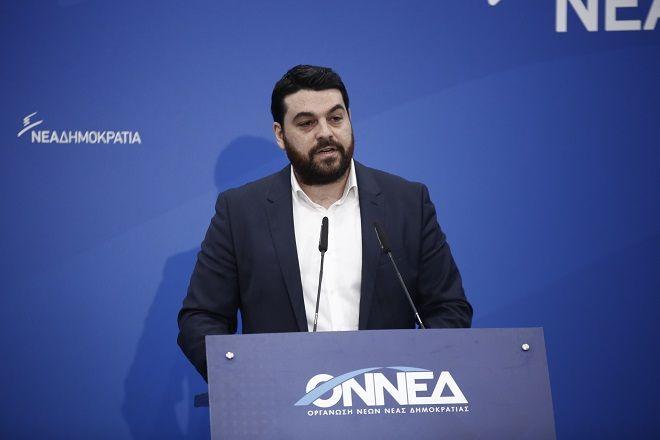 Ο πρόεδρος της ΟΝΝΕΔ Κώστας Δέρβος