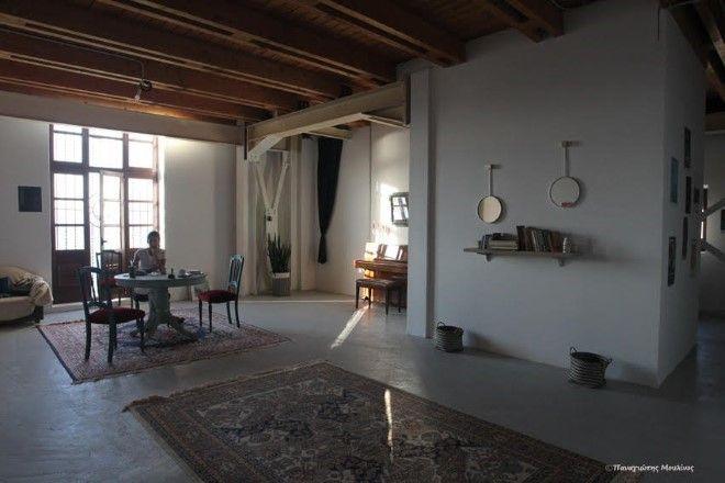 Ένα παλιό σταφιδεργοστάσιο στην Πάτρα μεταμορφώθηκε σε εστία πολιτισμού