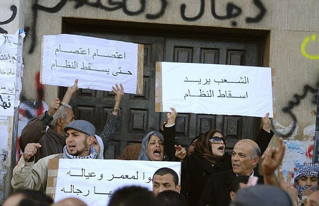 Αίμα και τρόμος στη Λιβύη