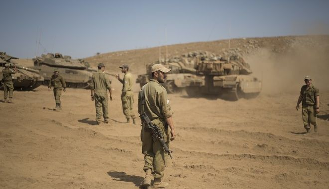 Εκρηκτικά μετέφερε ιρανικό drone που καταρρίφθηκε, σύμφωνα με το Ισραήλ