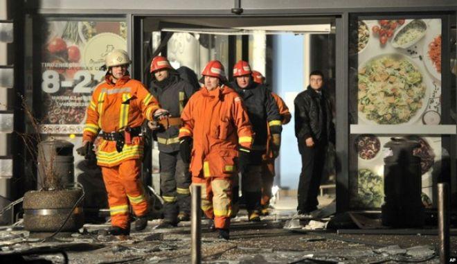 Λετονία: Απολύθηκε ο επικεφαλής της αλυσίδας σούπερ μάρκετ μετά την τραγωδία