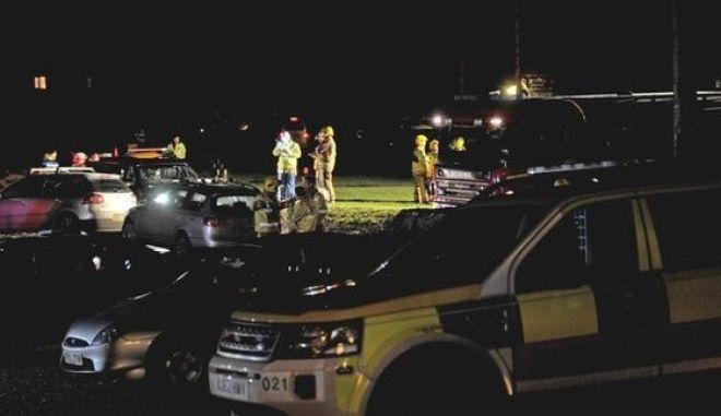 Βρετανία: Τέσσερις νεκροί από πτώση στρατιωτικού ελικοπτέρου