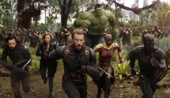 Το τρέιλερ του Avengers 3 είναι εδώ και είναι έπος