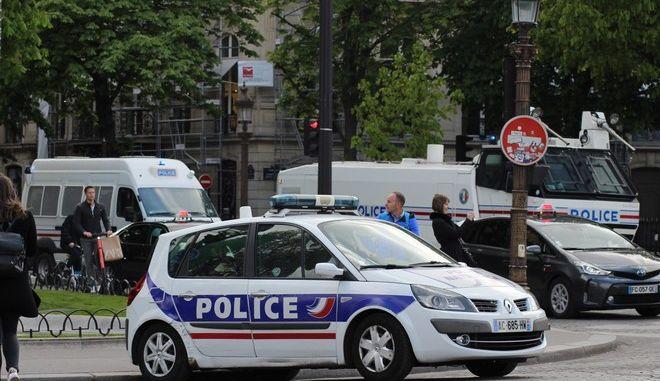 Περιπολικό της αστυνομίας στη Γαλλία (φωτογραφία αρχείου)