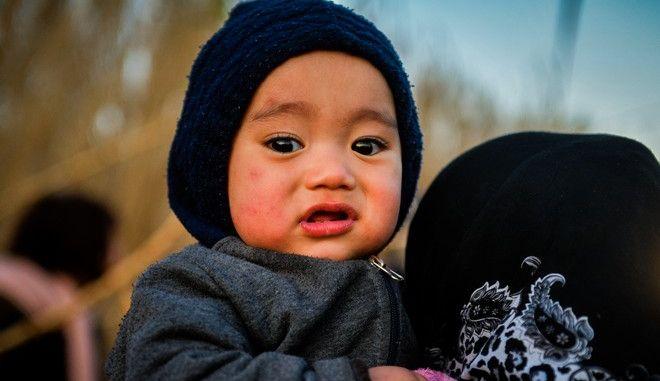 Βάρκα με 47 πρόσφυγες στην σκάλα της Συκαμιάς στην Λέσβο