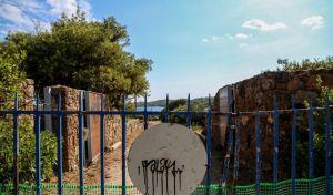 Λεωφόρος Σουνίου-Θέση Παναγίτσα: Η μάντρα