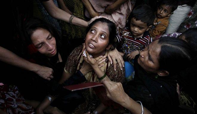 Θρήνος στο Καράτσι του Πακιστάν