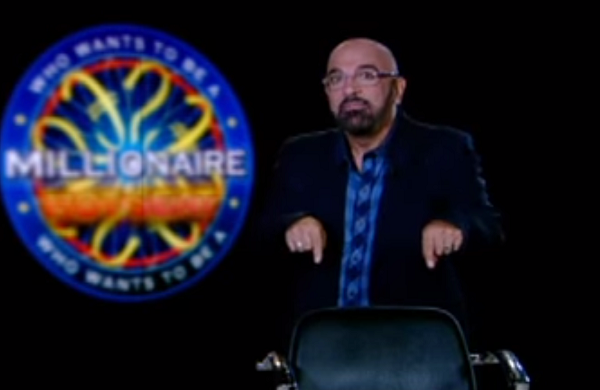 Ο Γιάννης Ζουγανέλης παρουσίασε την τελευταία version του παιχνιδιού γνώσεων από την τηλεόραση του ΣΚΑΙ