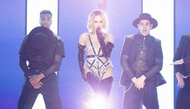 """Eurovision 2019: Δείτε την πρώτη πρόβα της Τάμτα με το """"Replay"""" για την Κύπρο"""