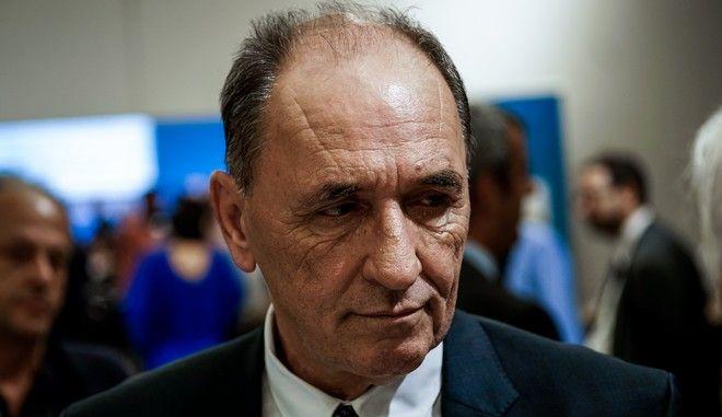 Ο Γιώργος Σταθάκης