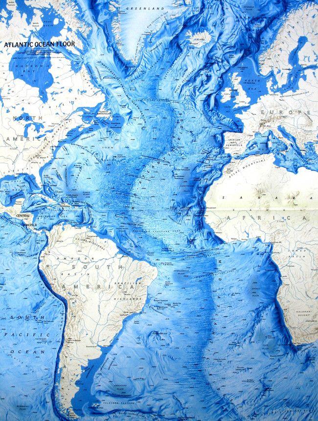 Οι πιο παράξενοι χάρτες του κόσμου