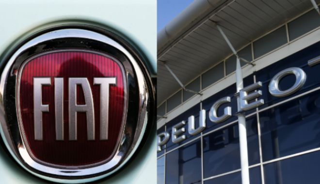 Συγχώνευση Fiat - Peugeot: Ένας γίγαντας στη βιομηχανία αυτοκινήτων