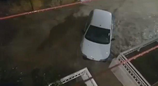 Καταστροφές στη Ρόδο από τις καταιγίδες - Μια νεκρή