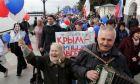 Οι ΗΠΑ δεν αναγνωρίζουν την προσάρτηση της Κριμαίας