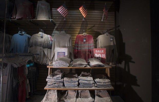 Ρίχνοντας μια ματιά στο μουσείο για την 11η Σεπτεμβρίου