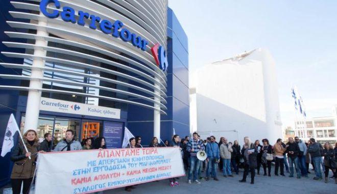 Μαρινόπουλος: Εργαζόμενοι αντιδρούν στην συνεργασία με Σκλαβενίτη