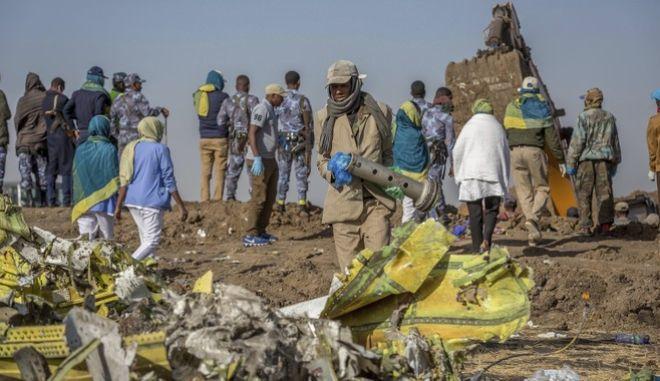 Τραγωδία στην Αιθιοπία, όπου συνετρίβη το Boeing της Ethiopian Airlines