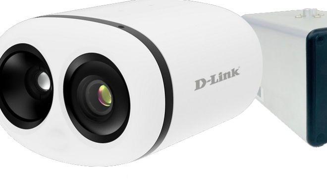Η D-Link παρουσιάζει την all-in-one λύση  ανίχνευσης θερμοκρασίας σώματος