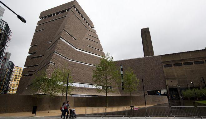Κτίριο της της Tate Gallery στο Λονδίνο