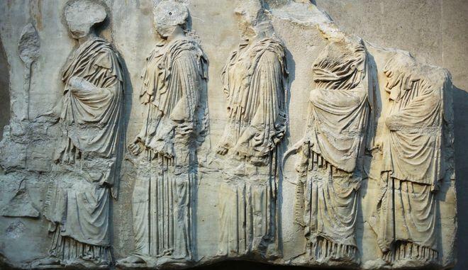 Τα Ελγίνεια Μάρμαρα στο Βρετανικό Μουσείο