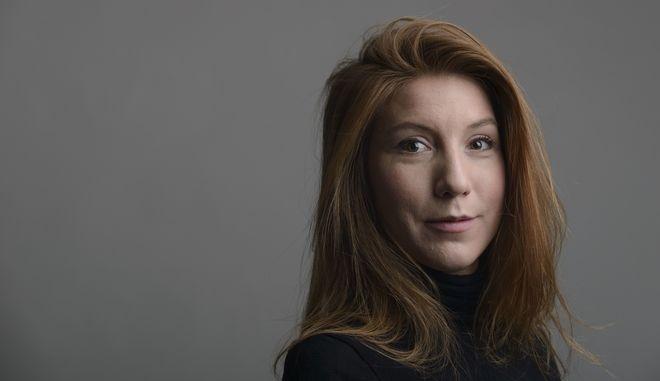 Η σουηδή δημοσιογράφος Κιμ Βαλ