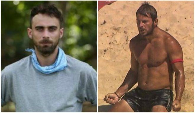 Survivor: Ντάνος και Μάριος στον μεγάλο τελικό