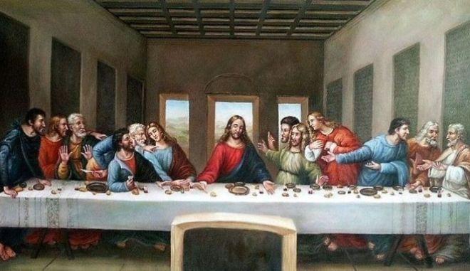 Μηχανή του Χρόνου: Ποιοι ήταν οι 12 μαθητές του Χριστού