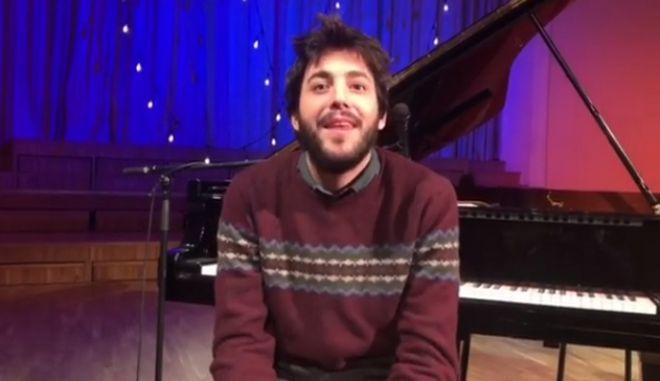 Salvador Sobral: Το συγκινητικό βίντεο του νικητή της Eurovision για τον ένα χρόνο από τη μεταμόσχευση