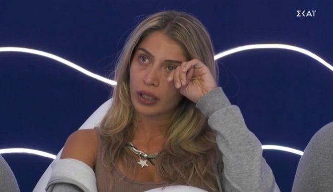 Η Σοφία Δανέζη στο Big Brother
