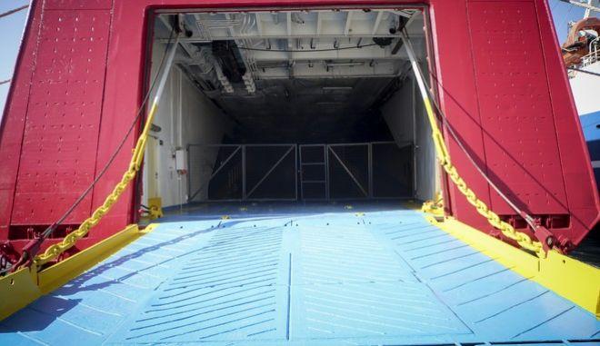 Πλοία -Φωτό αρχείου
